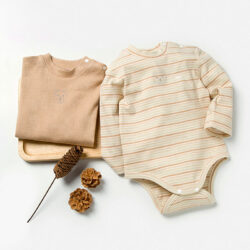 100%-organic-cotton-long-sleeve-bodysuits-striped-brown