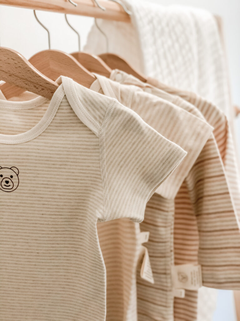 how to care for baby clothing
