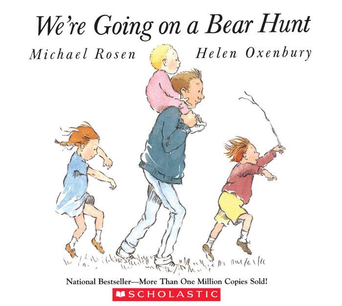 teddy bear books we're going on a bear hunt