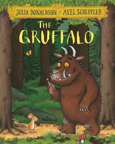 teddy bear books the gruffalo