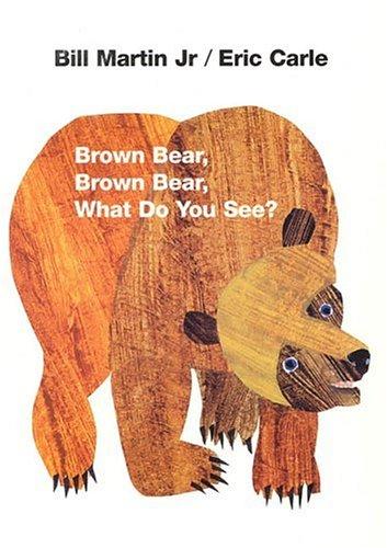 teddy bear books brown bear