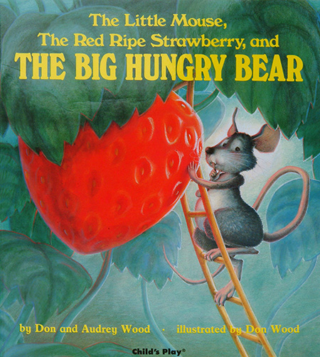 teddy bear books the big hungry bear