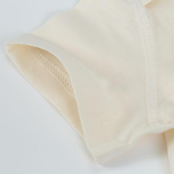 Asta Organic Short Sleeve Bodysuit
