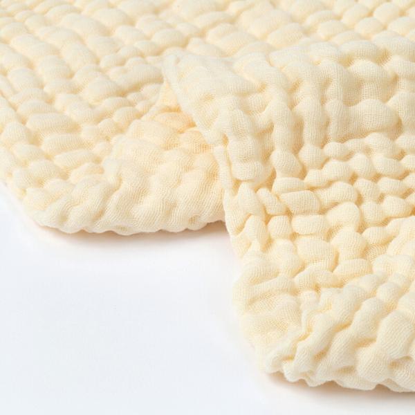 Bjarni Exclusive Organic Muslin Towel - Papaya