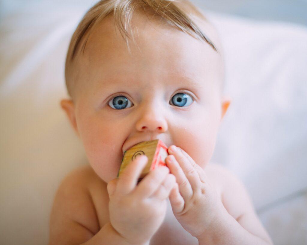 teething hacks to soothe babies gums