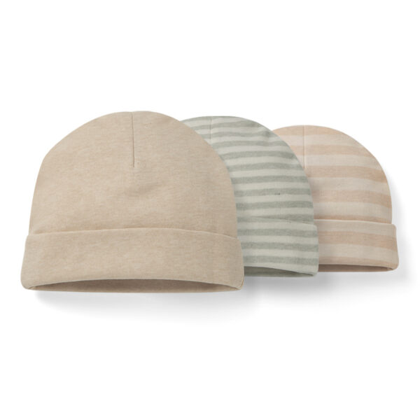 Freyr Complete Collection Beanie Knitted Newborn Baby Hats - 3 Pack