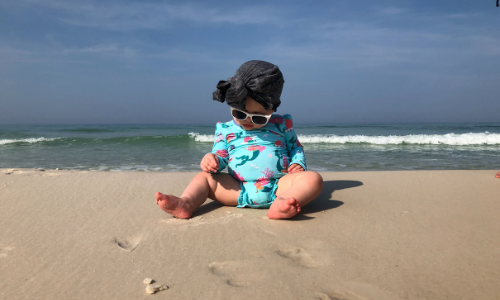 Sun Protection For Babies & Children