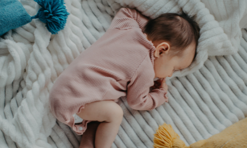 1 Month Old Baby Activities