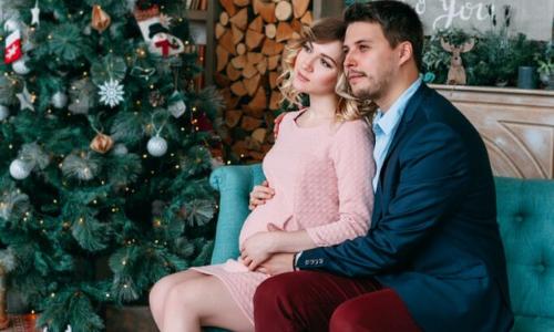 7 Christmas Baby Announcement Ideas