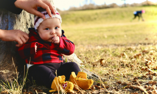 Autumn Sensory Activities For Baby